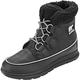 Sorel Expl**** Carnival Laarzen Dames, black/sea salt